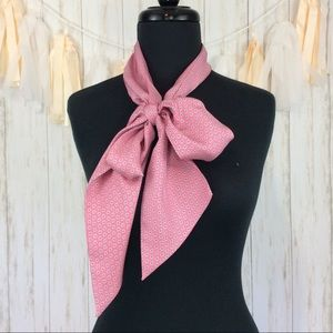 "Vineyard Vines Custom Collection ""G"" Silk Scarf"